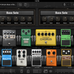 Screenshot of Bias FX on iPad